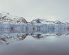 196 Hornsund Mirror